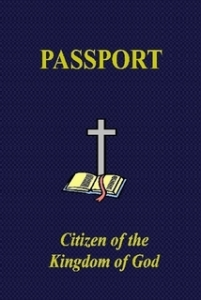 Passport kingdom of god